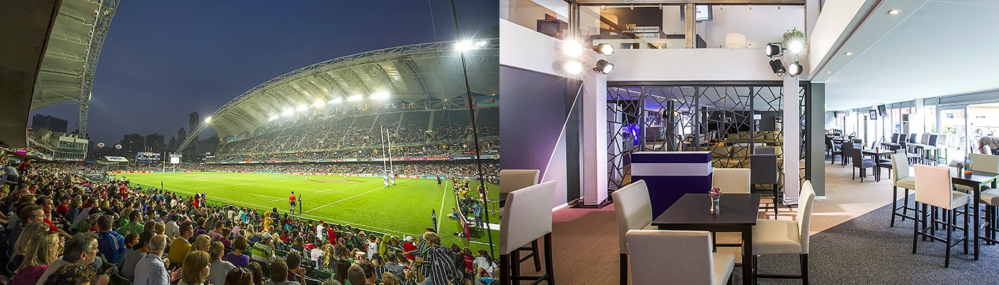 Executive Club - Sevens Ticket With Reserved Seating thumbnail