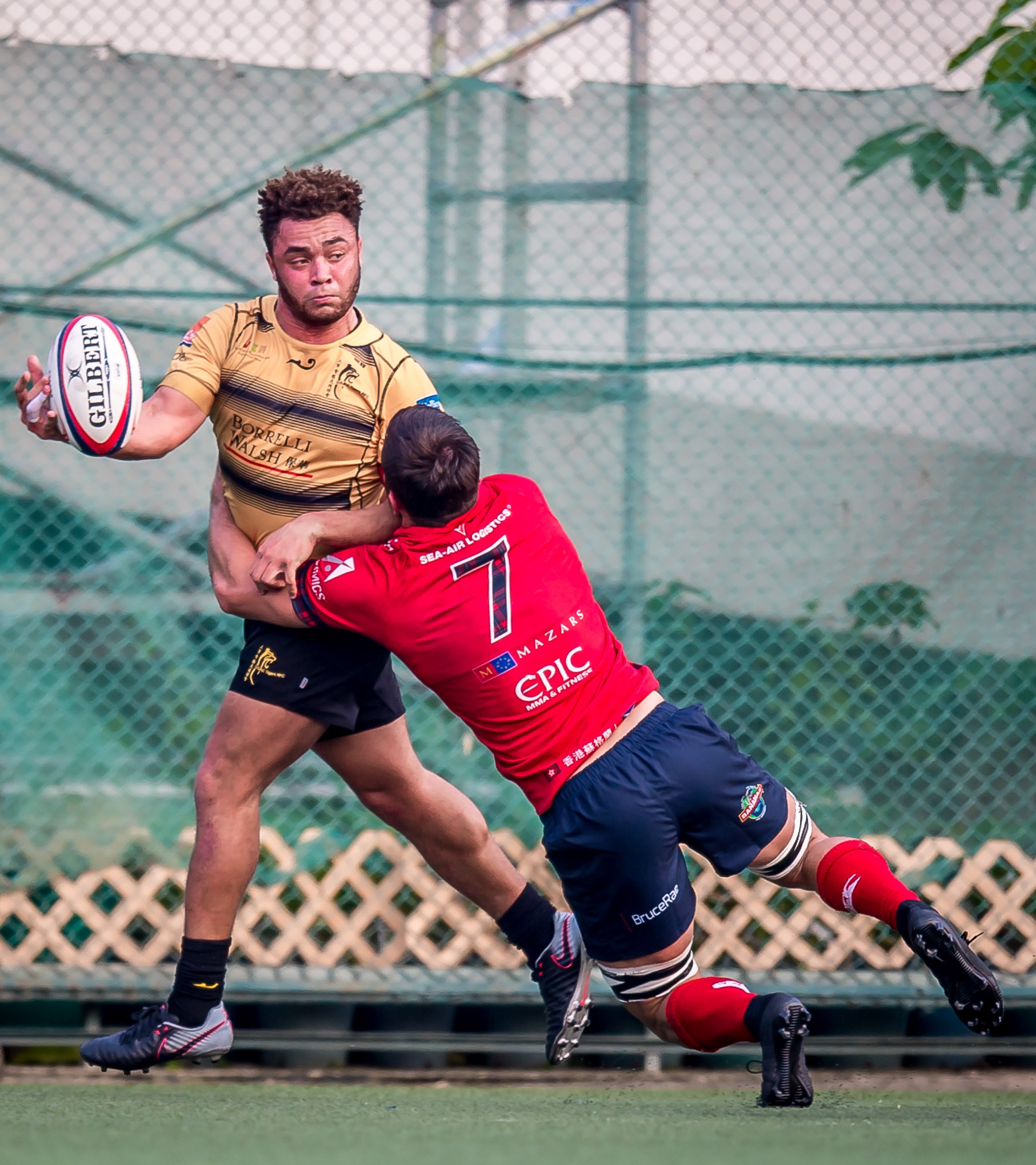 Two Tries In Last Three Minutes Seal Comeback…