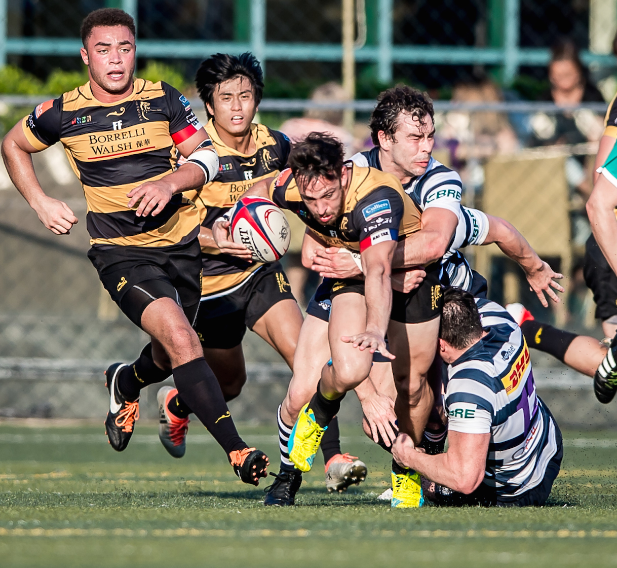 HKCC Hands Valley First Loss In