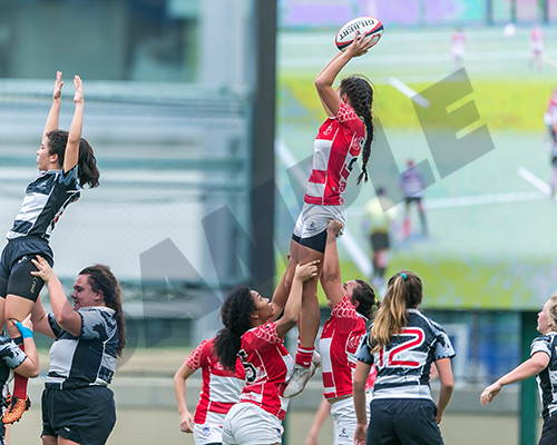 Capture the moment! 2020 New Year Day Tournament Girls U19 #001 thumbnail