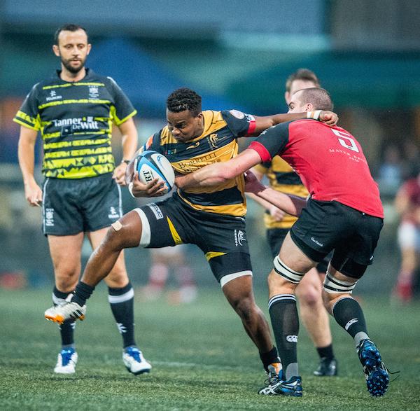 HKRU Premiership Clubs Kick-off Grand…