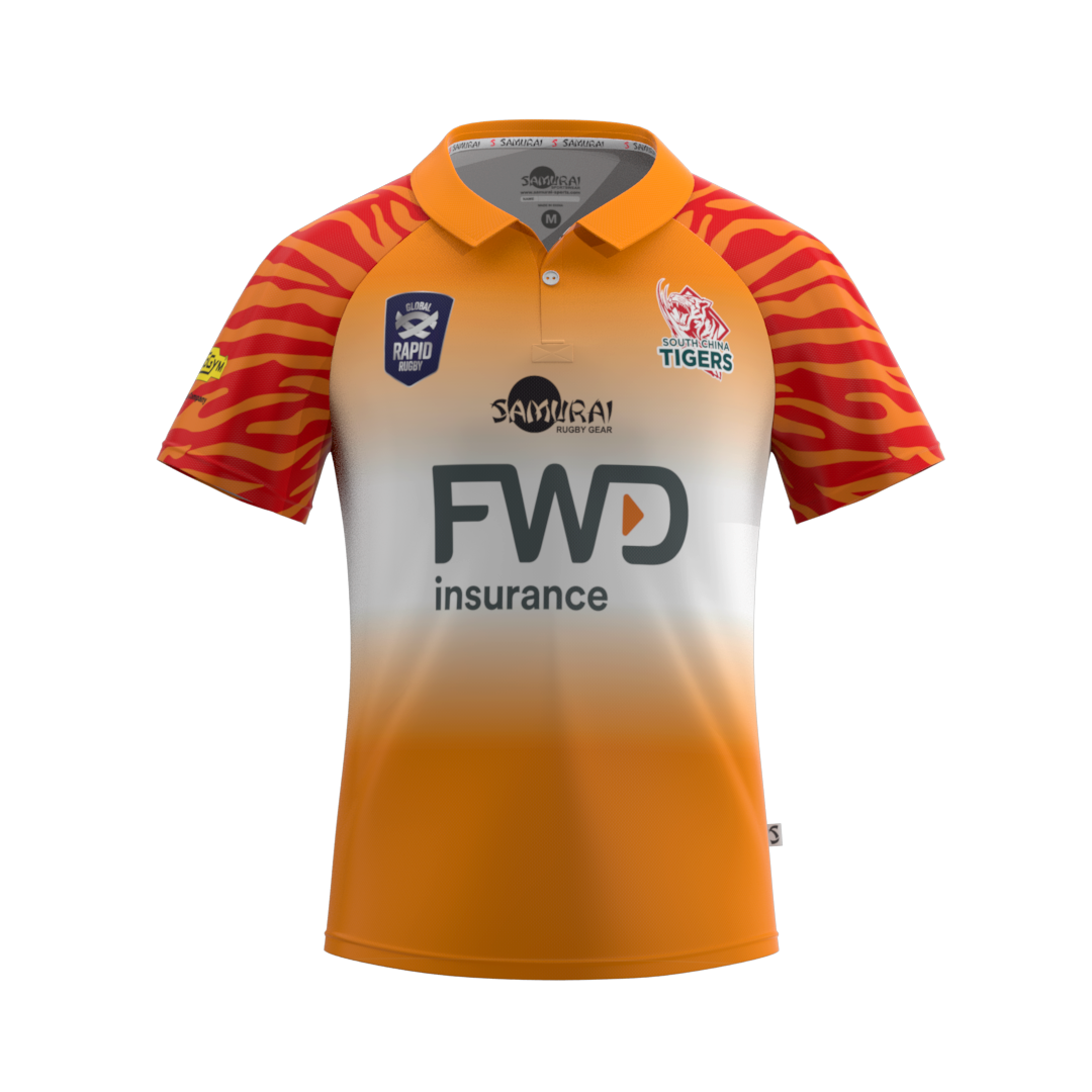South China Tigers 2019 KIDS' HOME REPLICA JERSEY thumbnail